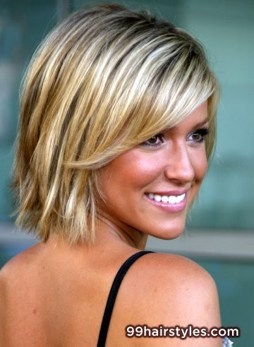 Chic Short Hairstyle