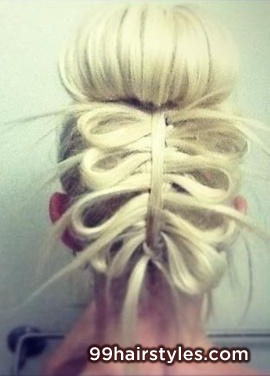 awesome idea for hairstyle